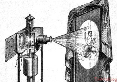 Máy chiếu hay Tivi ra đời trước? Khám phá cấu tạo của máy chiếu projector 6