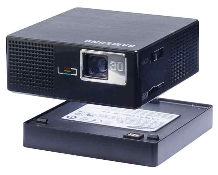 máy chiếu mini Samsung LED SP-H03