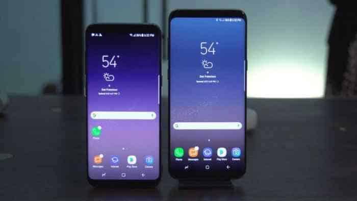 Galaxy S9 + và s9