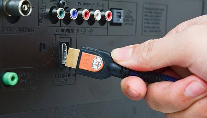thông số máy chiếu - cổng kết nối
