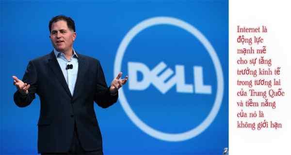Trong 5 năm Dell có thể đầu tư vào Trung Quốc số tiền lên tới 125 tỷ USD - 1