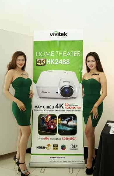 giới thiệu các dòng máy chiếu 4k của vivitek và viewsonic - 2