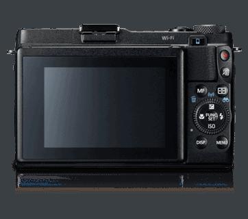 Máy ảnh kỹ thuật số Canon PowerShot G1 X Mark III - 1