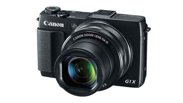 Máy ảnh kỹ thuật số Canon PowerShot G1 X Mark III - 2