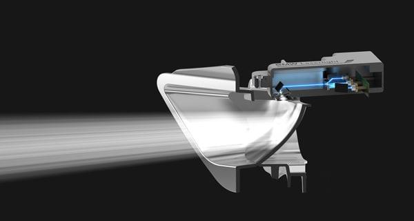 bóng đèn laser