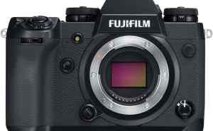X-H1 là máy ảnh X Series tiên tiến nhất của Fujifilm