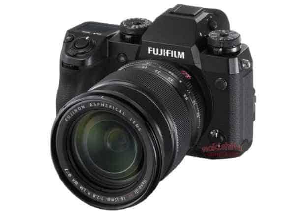 X-H1 là máy ảnh X Series tiên tiến nhất của Fujifilm - 1