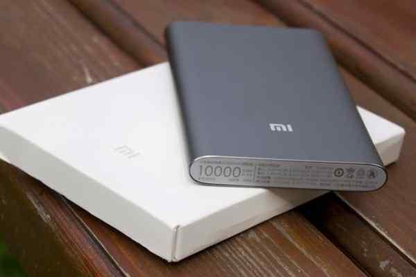 Pin dự phòng Xiaomi mi gen 2 - 10.000 mAh