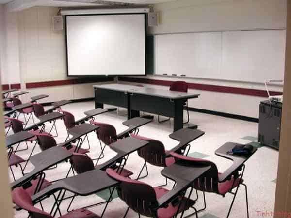 lợi ích của máy chiếu trong giảng dạy 5