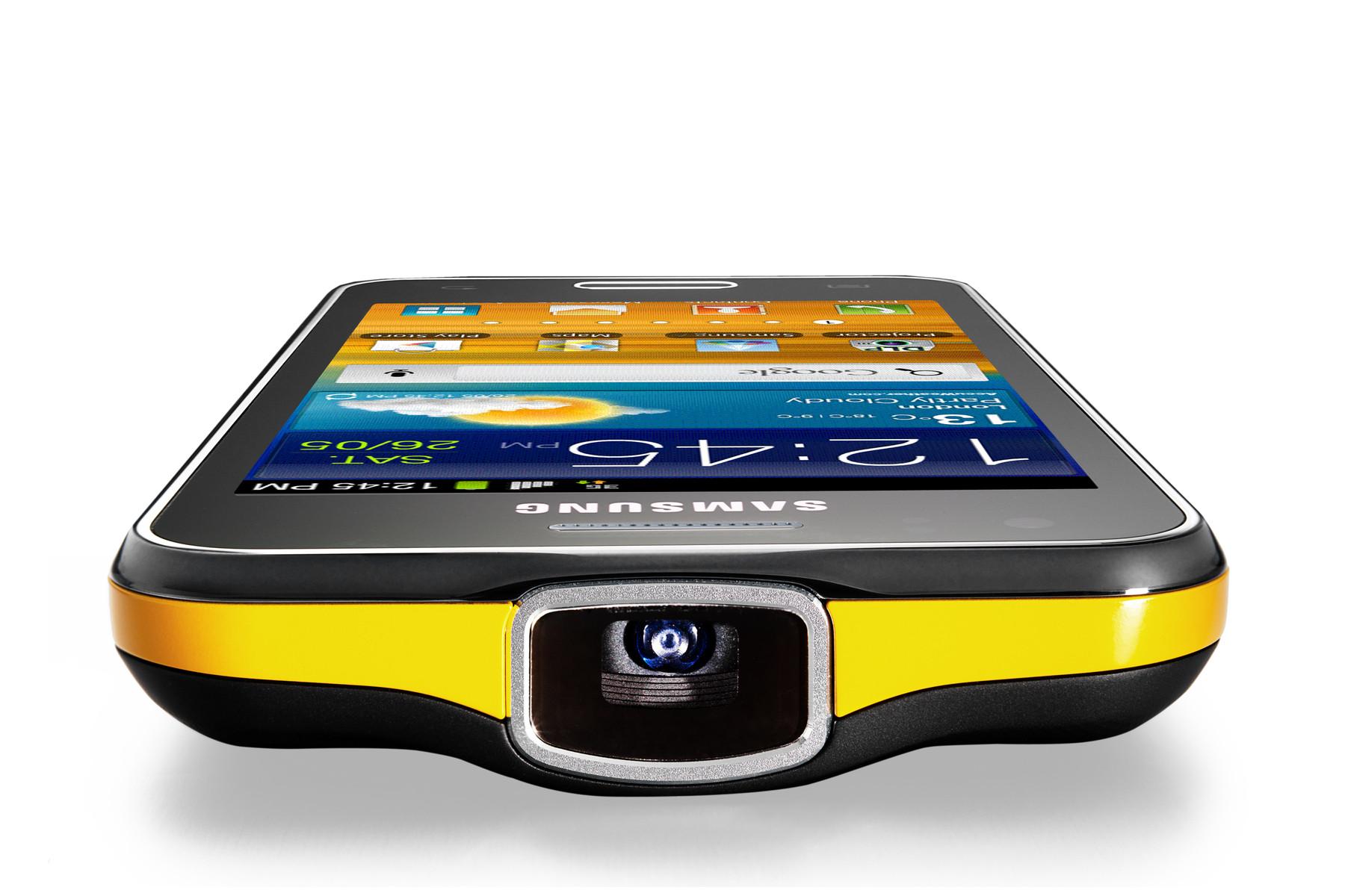 máy chiếu Samsung Galaxy Beam 1