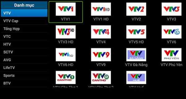 Xem tivi bằng máy chiếu