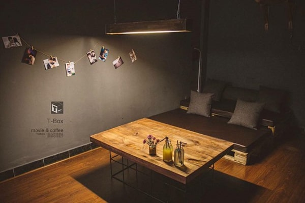 T – Box Cafe