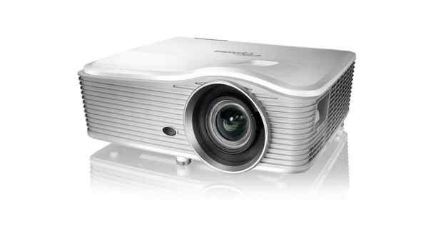 Đôi máy chiếu WU615T và EH615T của Optoma chuyên dành cho các ứng dụng thương mại