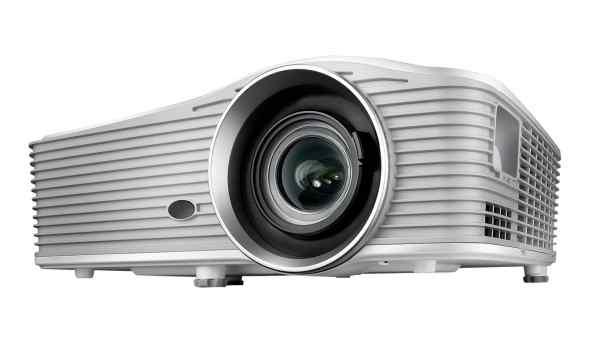 Đôi máy chiếu WU615T và EH615T của Optoma chuyên dành cho các ứng dụng thương mại - 2