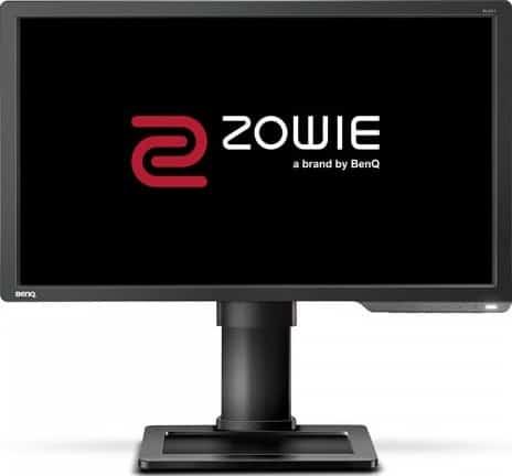 các màn hình chơi game - Màn hình BenQ ZOWIE 24 inch Full HD Gaming Monitor