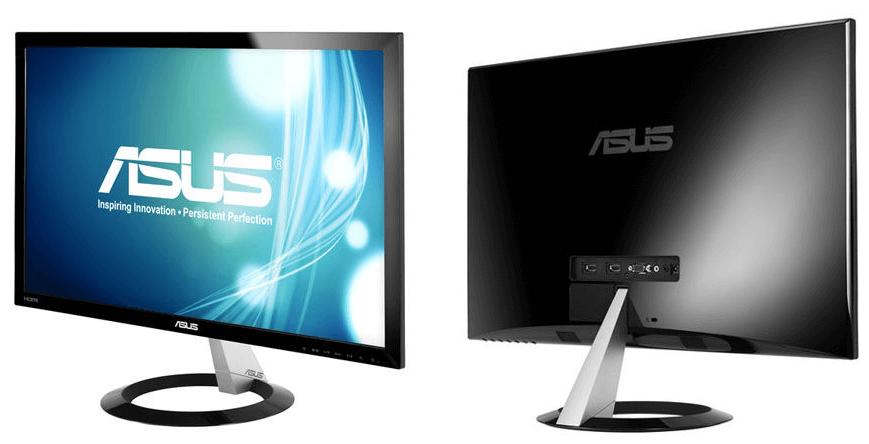 màn hình chơi game -Màn hình Full HD 23 inch của ASUS [VX238H]