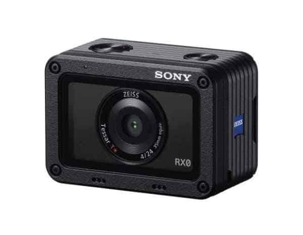 Máy ảnh kỹ thuật số Sony Cyber-shot DSC-RX0 - 1