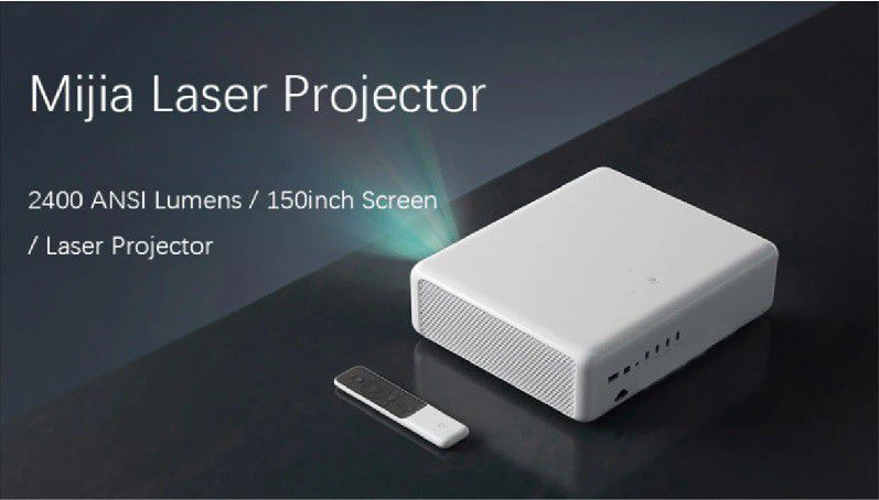 Máy chiếu Xiaomi Mijia Laser 150inch ALPD3.0