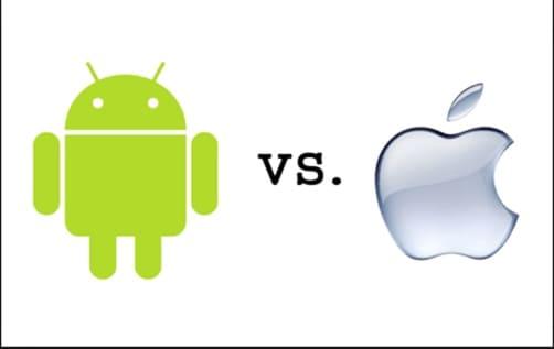 10 Lý lẽ chứng minh Iphone có thể đánh bại Android -1