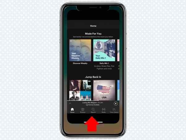 cách đóng ứng dụng iphone x