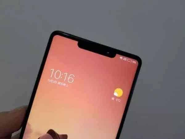 Mi MIX 2S Snapdragon 845 SoC của Xiaomi được ra mắt vào 27 tháng 3 - 1