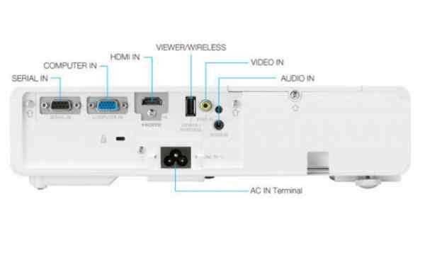 Đánh giá và so sánh chi tiết máy chiếu Optoma X341 và Panasonic PT-SX320A - 5