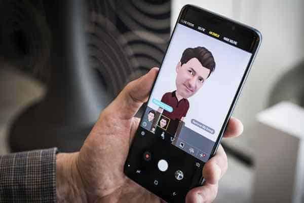 Đánh giá Samsung Galaxy S9 - 6