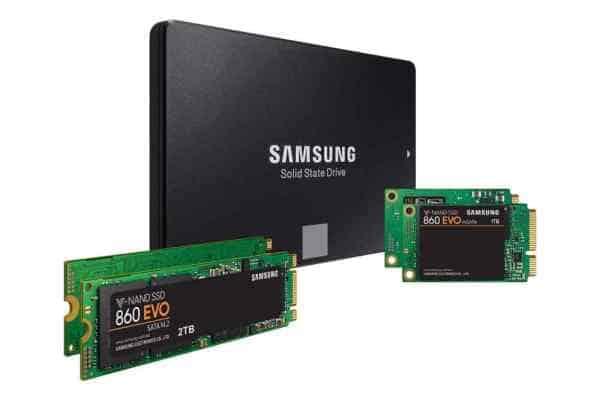 Đánh giá máy tính Samsung SSD 860 EVO - 1
