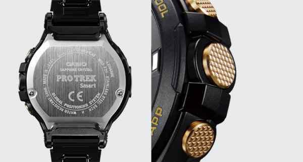 Phiên bản giới hạn - Casio WSD F20SC sẽ được công bố vào tháng 6 - 5