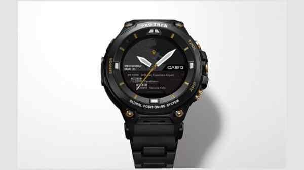 Phiên bản giới hạn - Casio WSD F20SC sẽ được công bố vào tháng 6 - 2