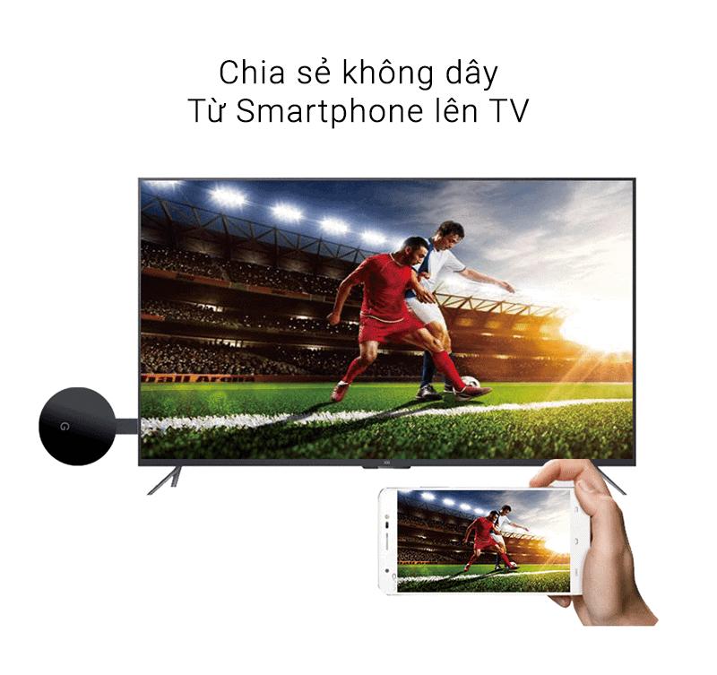 HDMI không dây Fcast