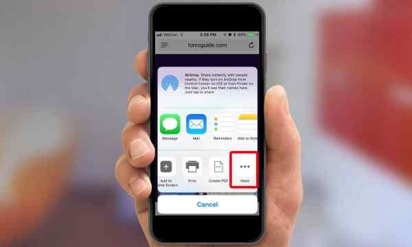 làm thế nào để truy cập google trên ios messenger và safari - 4