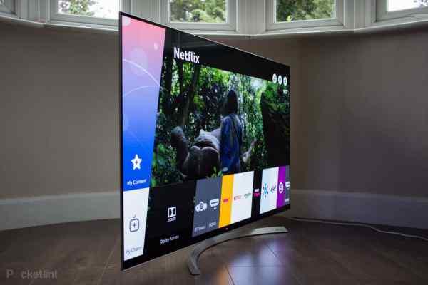 tivi nào tốt nhất năm 2018 - TV LG 65OLEDB7