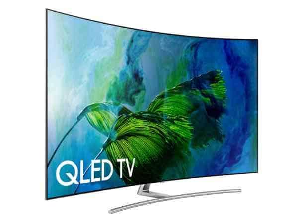tivi nào tốt nhất năm 2018 - Tivi Samsung QE55Q8C