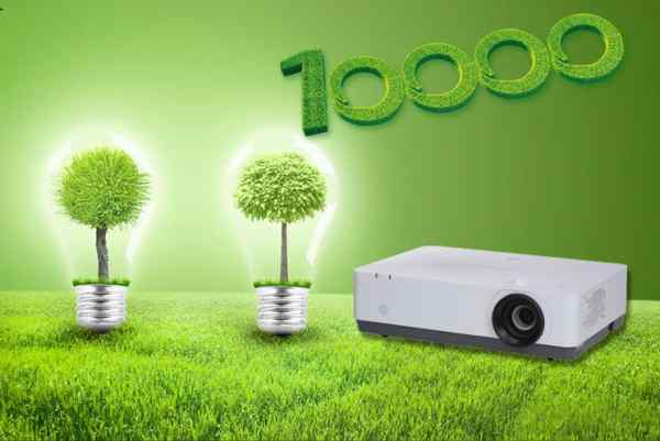 Máy chiếu tiết kiệm điện năng