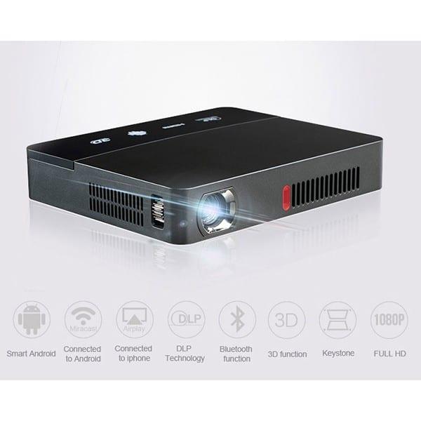 Máy chiếu mini tyco D1600