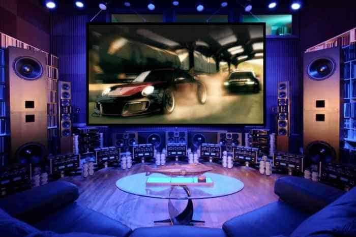 Máy chiếu Full HD
