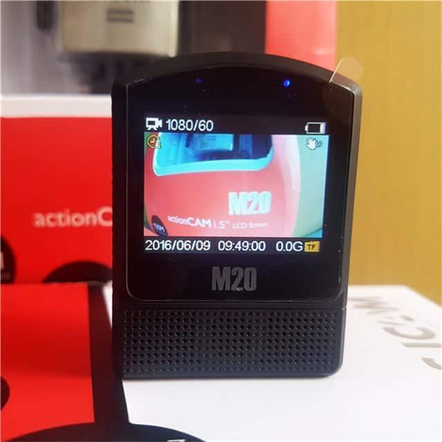 camera thể thảo sjcam M20