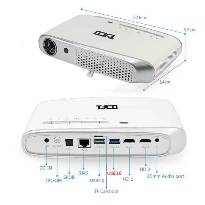 máy chiếu TYCO D2300