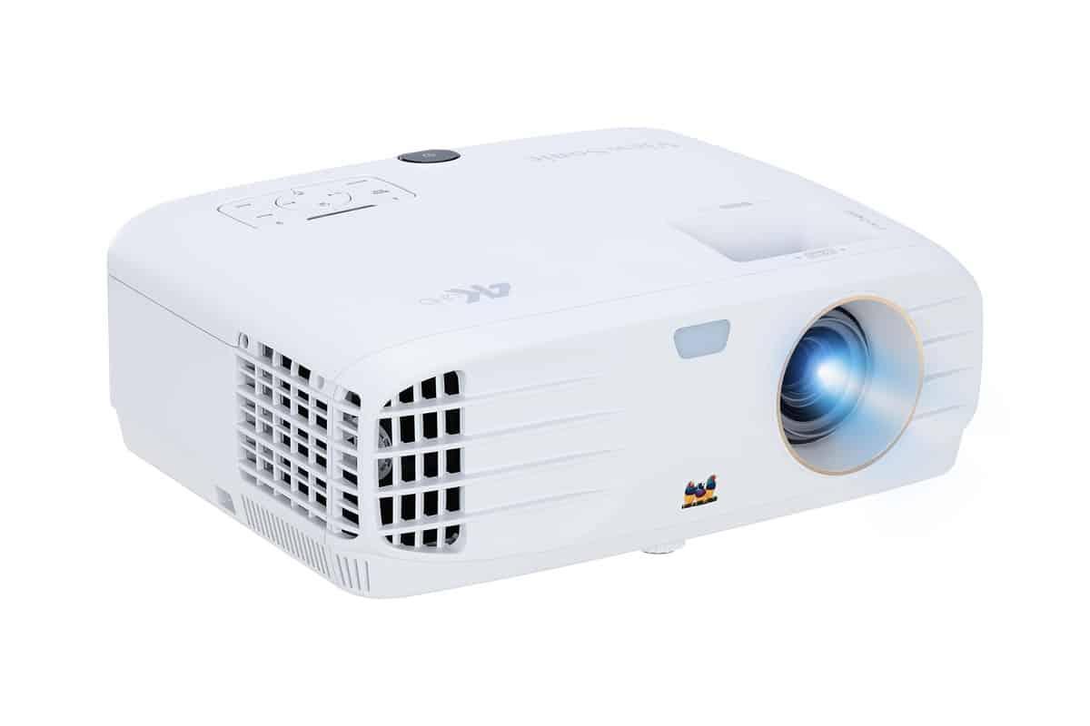 đánh giá máy chiếu Viewsonic PX747 1