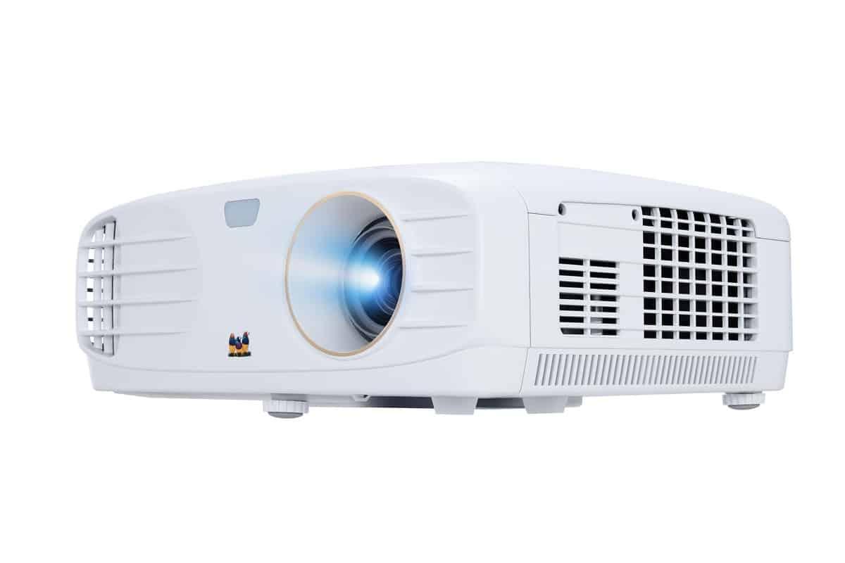 đánh giá máy chiếu Viewsonic PX747 2
