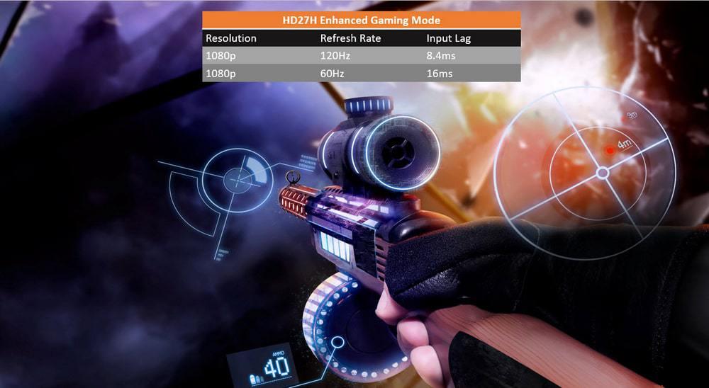 Máy chiếu Optoma HD29H