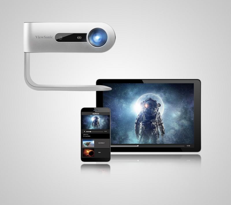 Máy chiếu mini Viewsonic M1 Plus