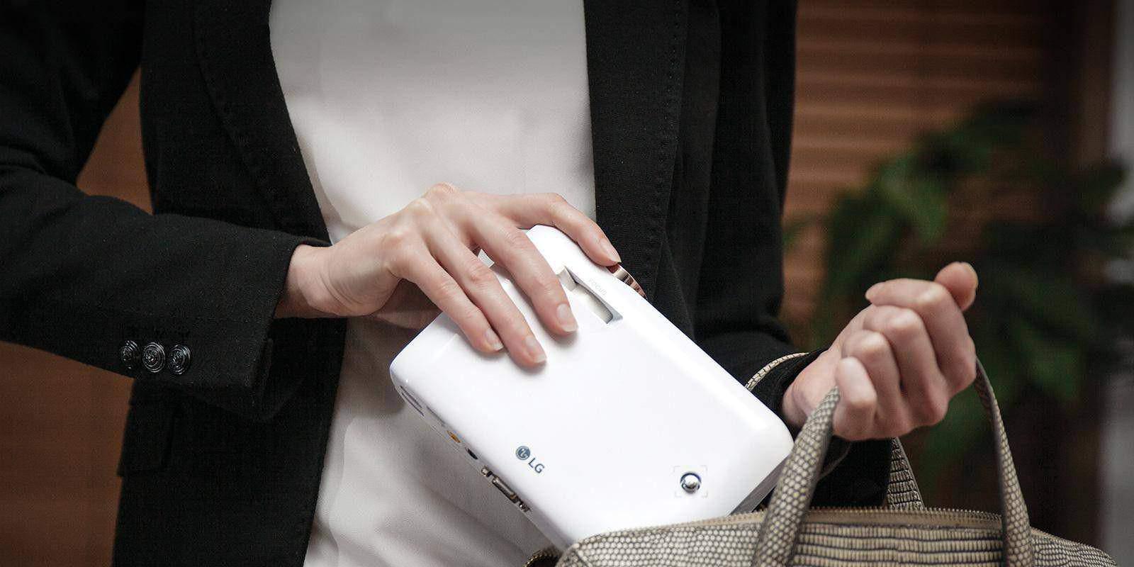 máy chiếu mini bỏ túi