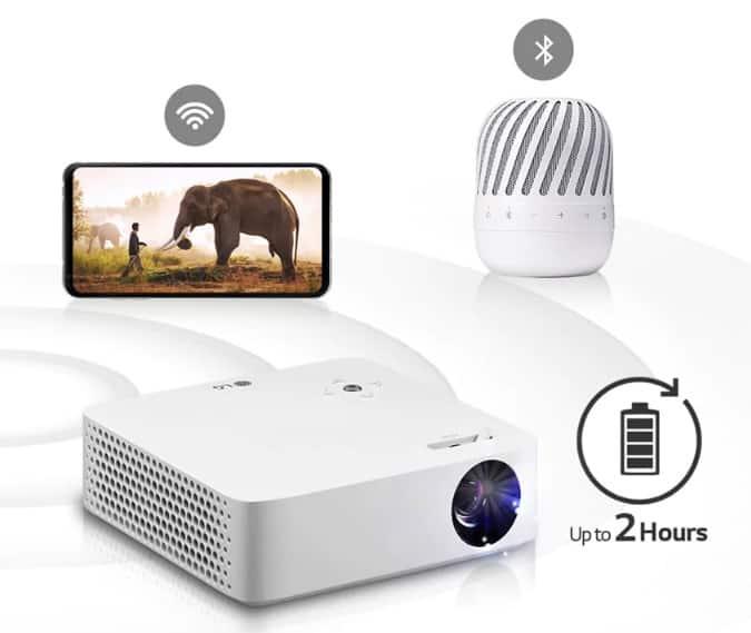 Máy chiếu mini LG CineBeam PH30N