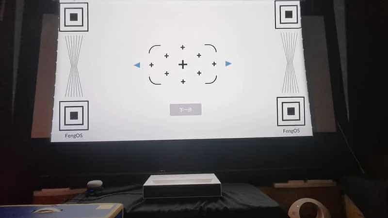 Máy chiếu laser Fengmi Cinema 2 4K siêu gần